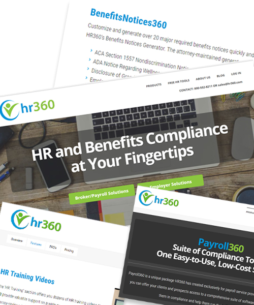 NMGS Insurance Products / HR360